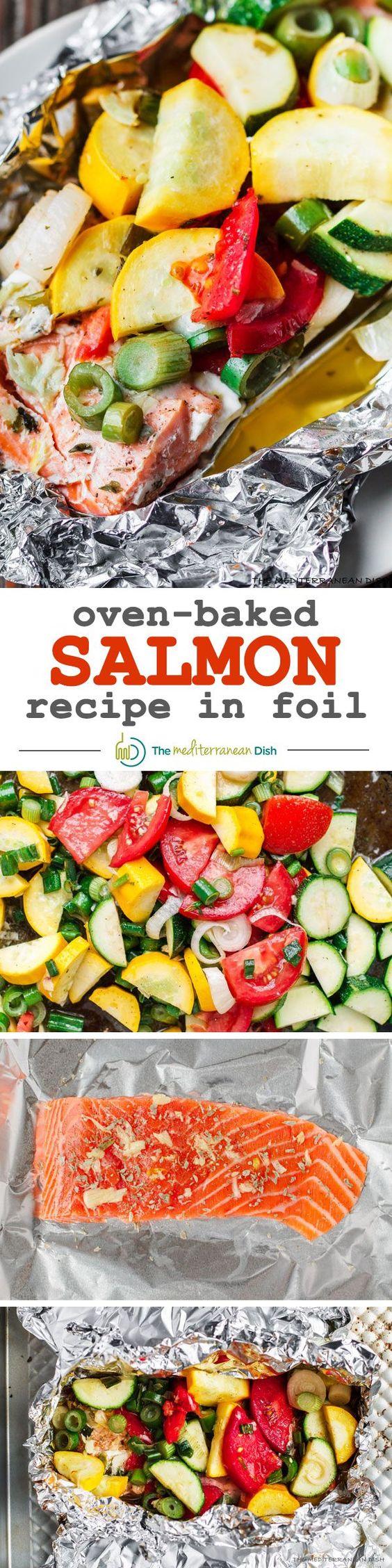 lemon pepper salmon in foil mediterranean salmon baked in foil