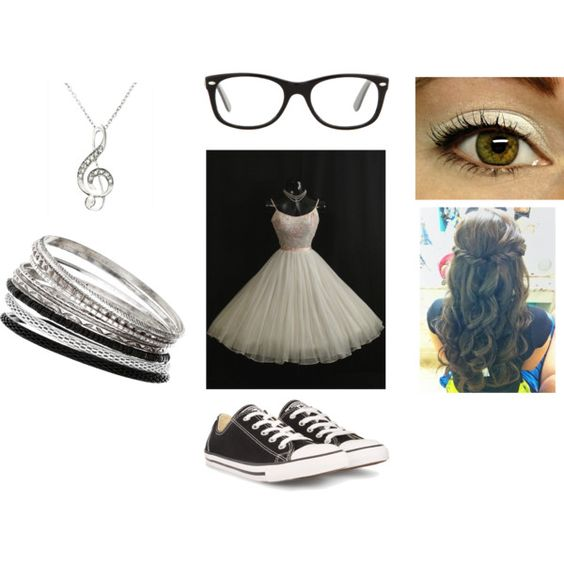 My entire outfit for prom. I am going by myself......and if anyone dares mention Ronald I will find you and kill you. Okay?
