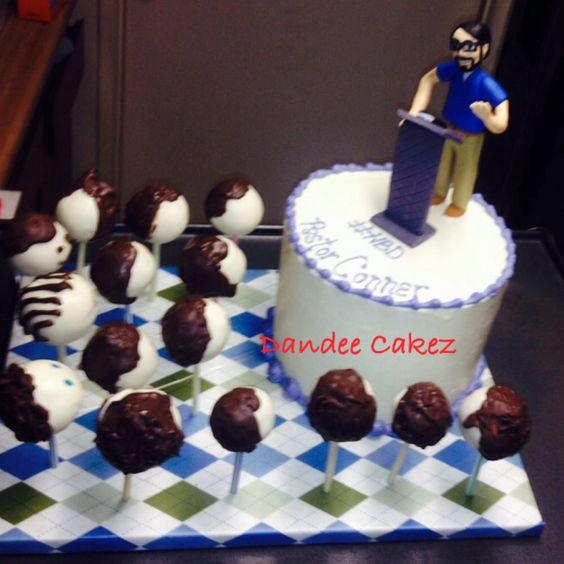 Pastor Cake | Custom Birthday Cakes | Pinterest | Pastor ...