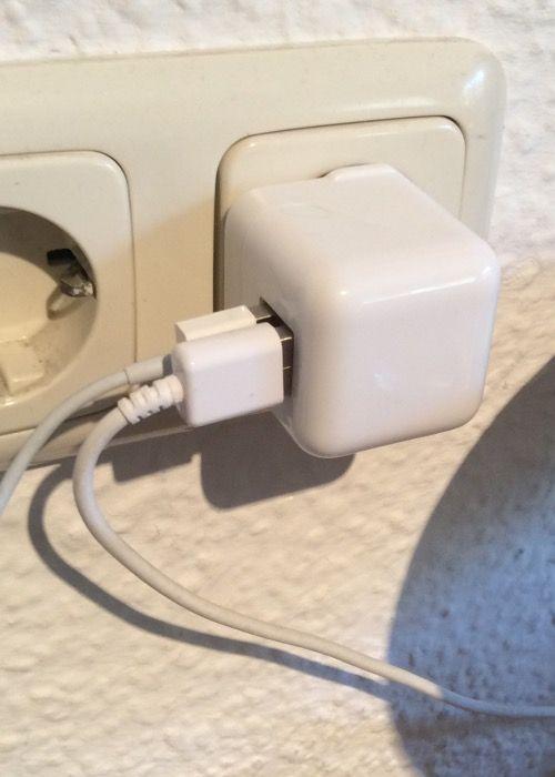 esorio® - Power Dual Netzstecker USB Adapter Netzteil