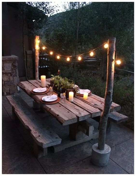Backyard Lighting Ideas 23 Inspiring Cheap Diy Designs In 2020