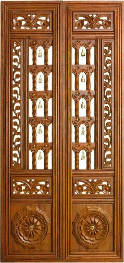 Teak Wood Modern Designer Doors Manufacturer In Jamnagar Gujarat India Id 4495861 Front Door Design Wood Door Design Wood Wooden Main Door Design