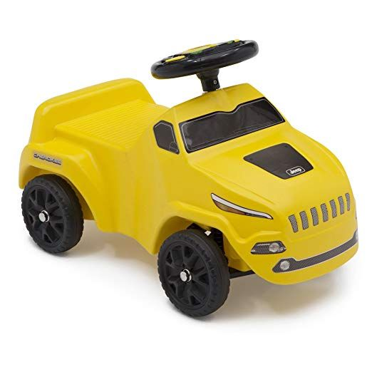 Jeep Cherokee Ride On Push Car Yellow Review Jeep Cherokee