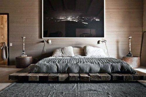 80 Bachelor Pad Men S Bedroom Ideas Manly Interior Design Apartment Decorating Living Rustic Bedroom Bedroom Design Diy mens bedroom ideas
