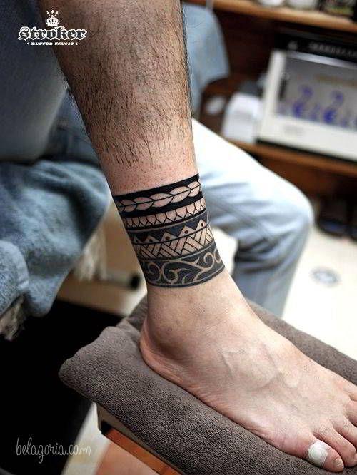 Brazalete Maori Significado