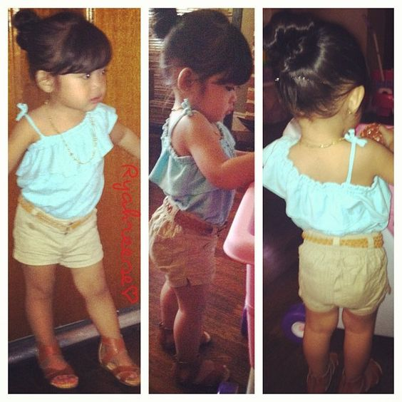 .@ryahreese | #ootd #fashion #toddlerfashion #instakids #instagram #ig_kids #lapetitemag #i... | Webstagram - the best Instagram viewer