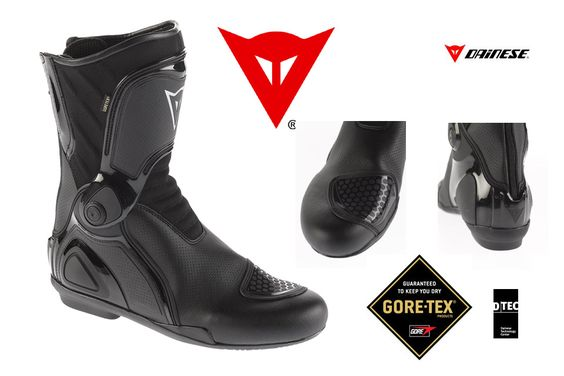 Icon D3o Boot Boots Touring Boots Rubber Rain Boots