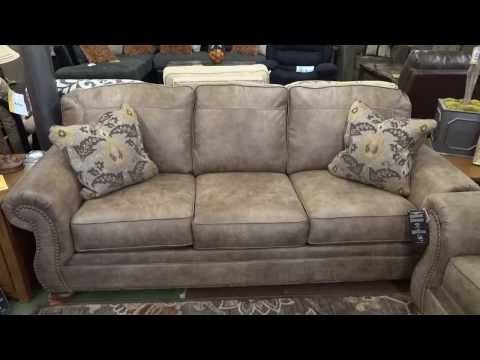 Product Review For Ashley Furniture Signature Design Larkinhurst Sofa Leather Couches Living Room Brown Leather Couch Living Room Leather Sofa And Loveseat