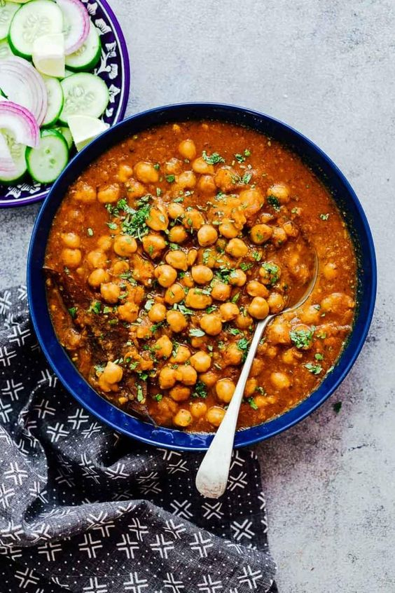 Pressure Cooker Chana Masala (Instant Pot And Stovetop Recipes)