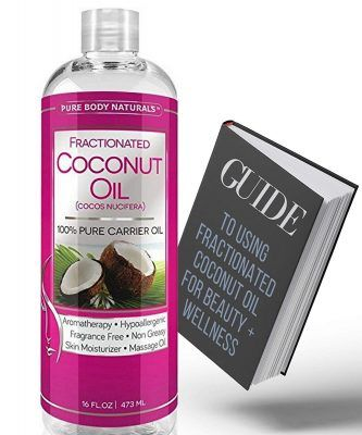 Fractionated Coconut Oil For Hair And Skin Best Coconut Oil Coconut Oil Hair Hair Oil