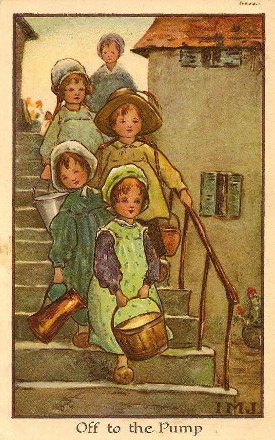 IVY MILLICENT JAMES postcard | eBay: