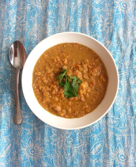 Life of Splendour: Pea & Ham Soup