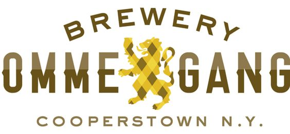 New logo by Duffy & Partners for one of my favorites: Brewery Ommegang