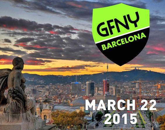 El domingo estaremos en el Parque de Montjuic, en la línea de salida y de meta de la GFNY Barcelona, con la ONG Books Up endulzando a todos los participantes de la carrera ciclista.