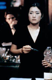 Jeremy Irons, Gong Li, Chinese Box