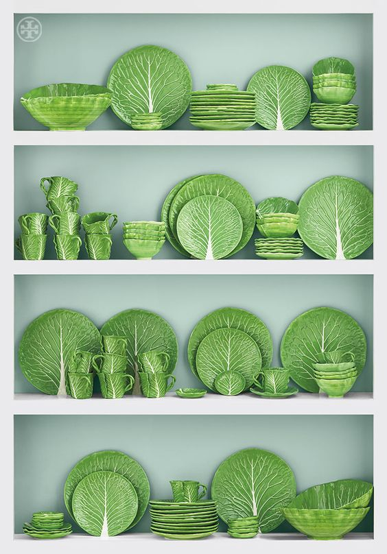Lettuce wear collection: