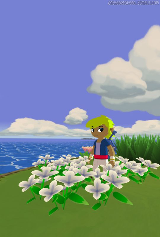 that hi-res wind waker texture mod thing