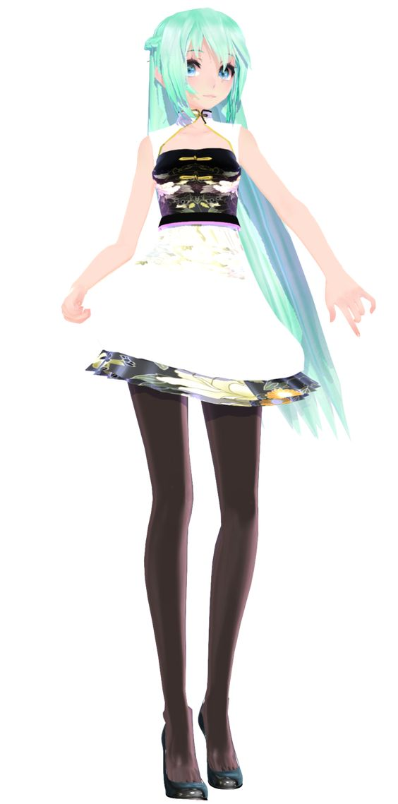 TDA  dress Chinese Miku+DL by YoRu1889.deviantart.com on @DeviantArt: