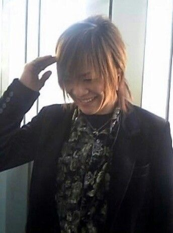Kai. The GazettE