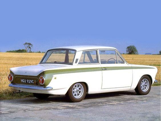 Ford Lotus Cortina 1963-1966