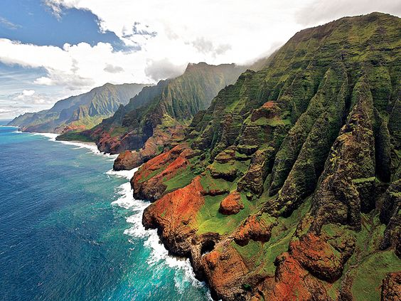 KAUAI, HAWAII  I've been there. It is truly one of the most beautiful places on earth!!