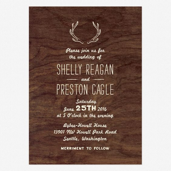 Tons of great invitation wording examples (and some super cute designs)