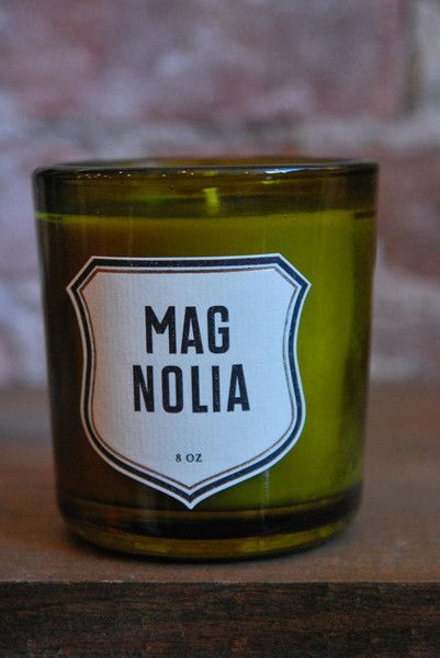 Magnolia Candle   Old Hollywood