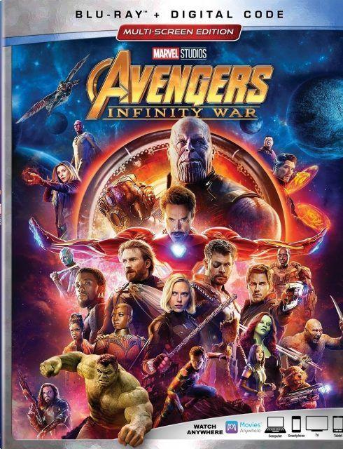 مشاهدة فيلم Avengers Infinity War 2018 مترجم جودة 1080p Bluray