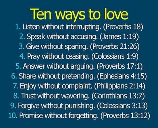 good reminder!!!