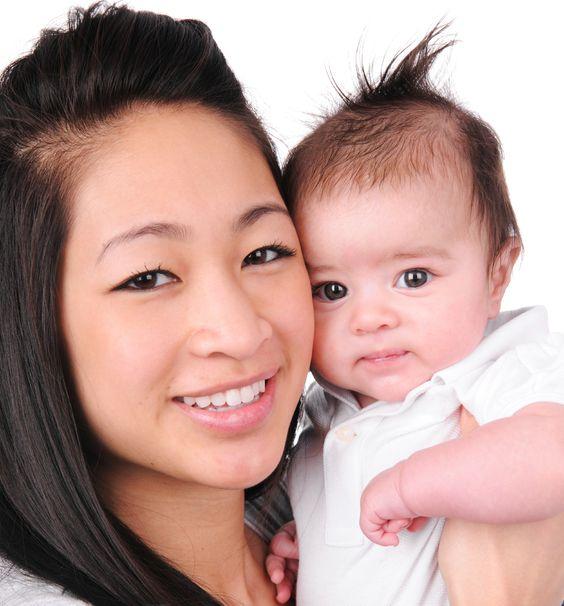 A Baby's Closet helps many single moms.