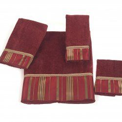 Fall Themed Towel Set - great for guests #fallhouseguests #fallessentials
