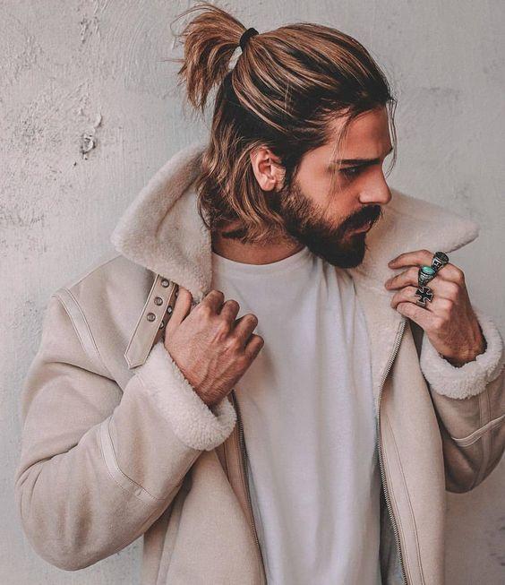 men long hair cuts 2021