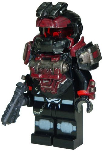 Halo custom armor google search lego halo pinterest - Lego spartan halo ...