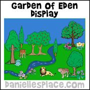 Bulletin Board Display Boards And Garden Of Eden On Pinterest
