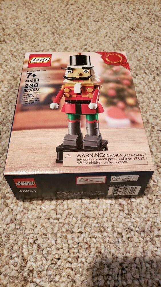 LEGO 40254 NUTCRACKER 2017 LIMITED EDITION SET