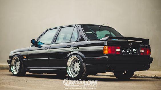 Ronny Eduard 1991 Bmw E30 M40 Bermesin 4600cc Dengan Gambar