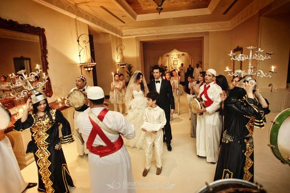 Traditional Arabic Wedding Ceremony Dubai