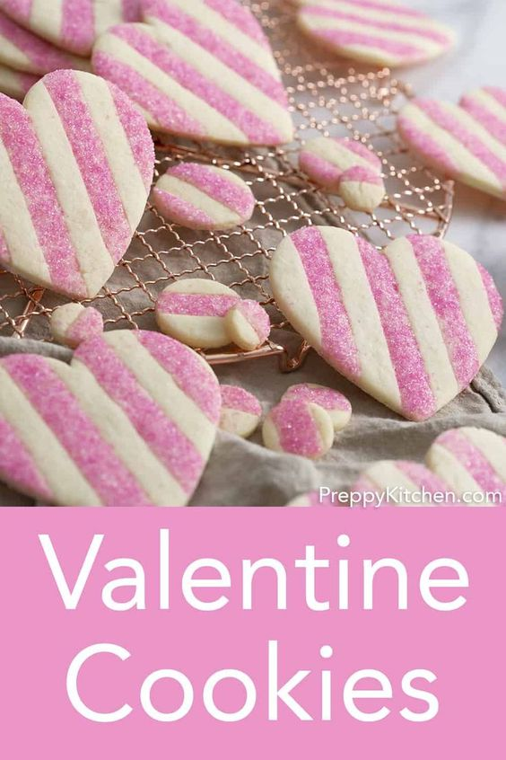 Valentine Cookies - Preppy Kitchen