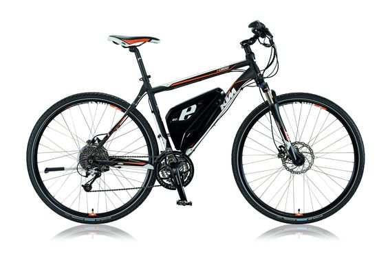 "2014 E-Bike KTM eCross Panasonic 27-S XT 28"" 2.399,00 €"