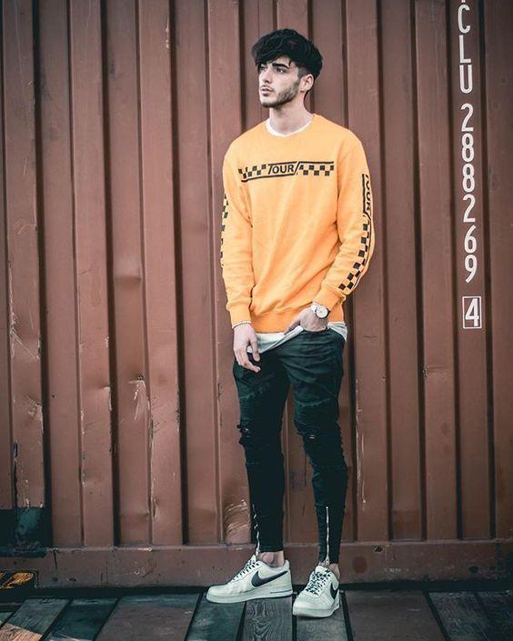 Style For Men 2020 Moda Ropa Hombre Ropa Hipster Hombre Estilo De Ropa Hombre