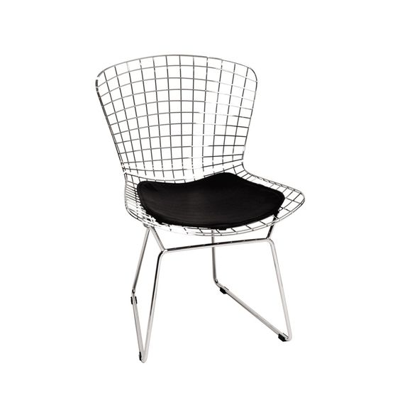 Bertoia Wire Dining Chair Rental Dining Room Pinterest Wire Dining Chairs And Ps