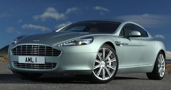 Aston Martin Rapide - Category 1