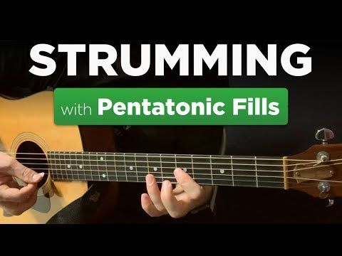 Mixing Pentatonic Licks W Strummed Chords In A Minor Warm Up 9 Youtube Learn Guitar Guitar Lessons Tutorials Acoustic Guitar Lessons
