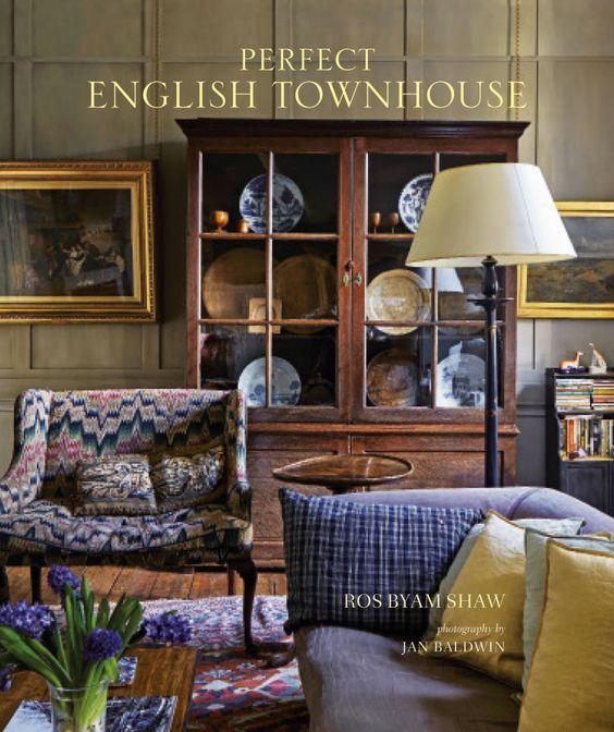 イギリス インテリア 家具 コーディネート イメージ