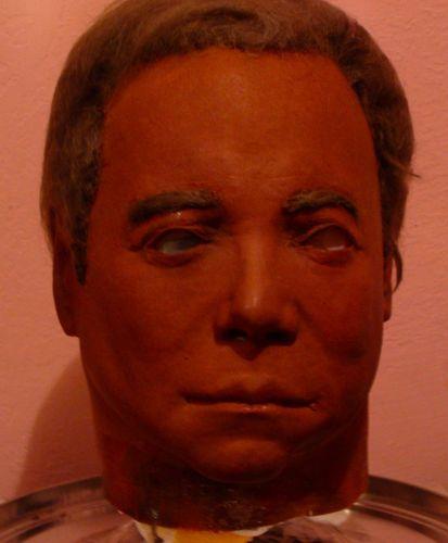 The 1975 original. William Shatner / Michael myers mask