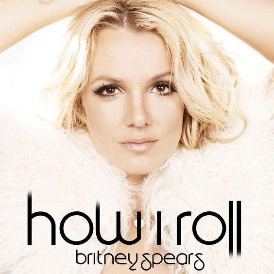 Britney Spears – How I Roll (single cover art)