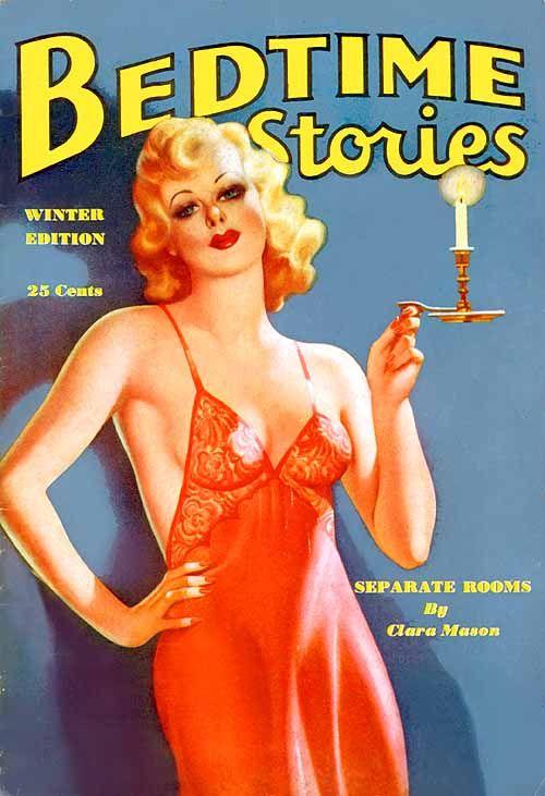 Bedtime Stories (1938) Bergey