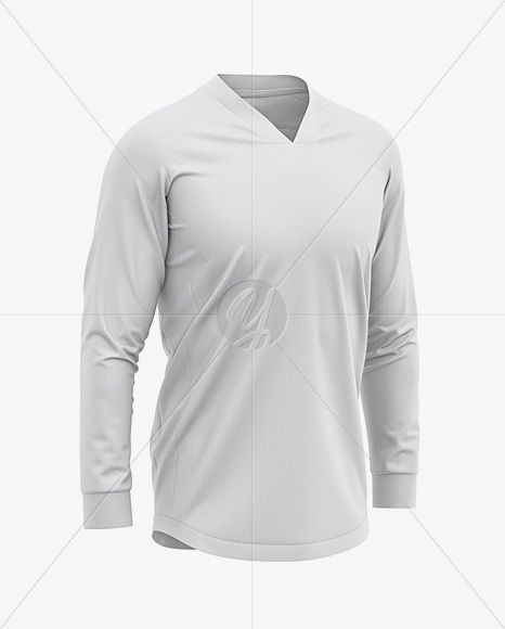 Perfect for branding projects and logo presentations. Men S Soccer V Neck Jersey Ls Mockup Front Half Side View In Apparel Mockups On Yellow Images Object Mockups Clothing Mockup Shirt Mockup Varsity Bomber Jacket