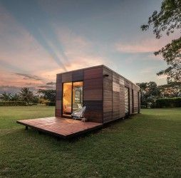 VIMOB, VIMOB by Colectivo Creativo Arquitectos, OSB, oriented strand board, factory built home, prefab architecture, prefab house, prefab housing, modular housing, modular house, modular architecture, Colectivo Creativo Arquitectos