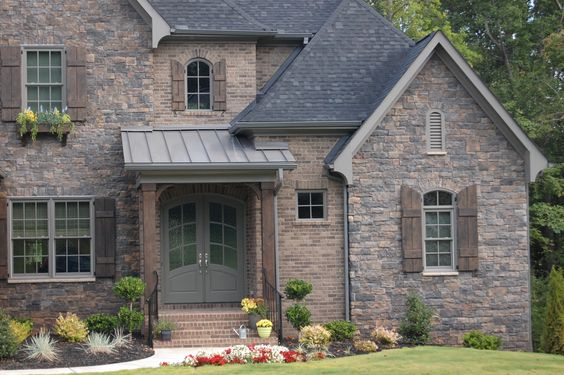 Arh plan asheville 1131f exterior 13 roof owens for Environmental stoneworks pricing